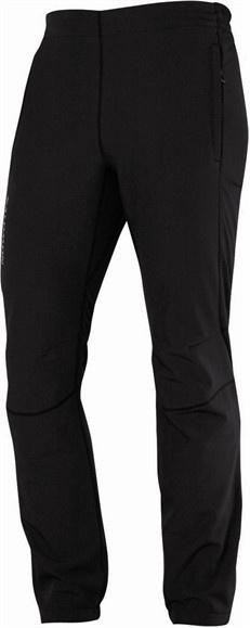 kalhoty Salomon Momentum II Softshell M černé