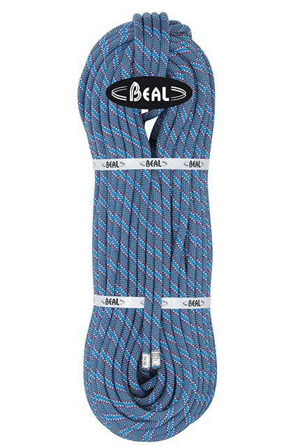 BEAL Flyer 10,2mm dry cover petrol blue 70m