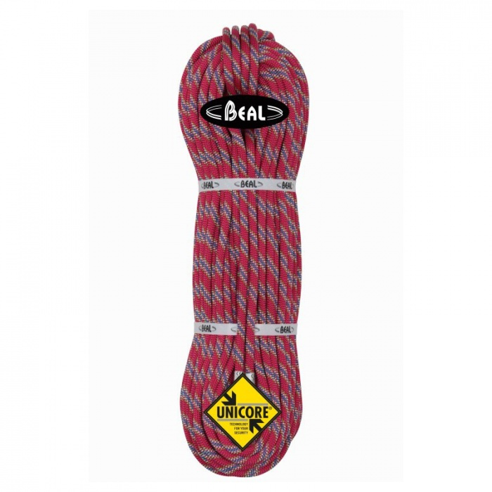 BEAL Tiger 10mm dry cover fuchsia 80m