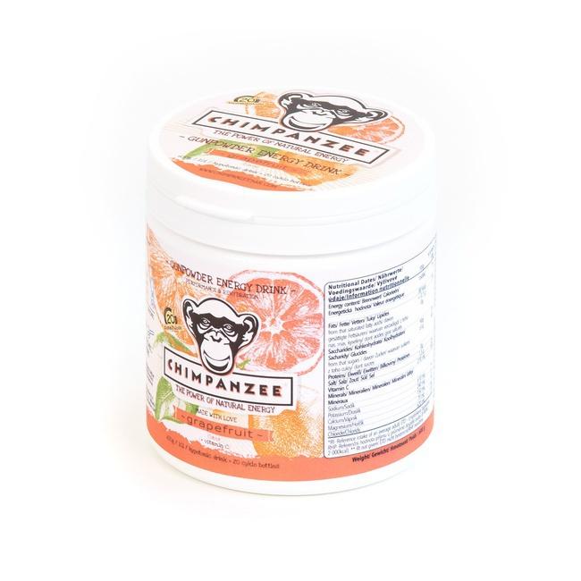 CHIMPANZEE Gunpowder ENERGY drink Grapefruit 600g