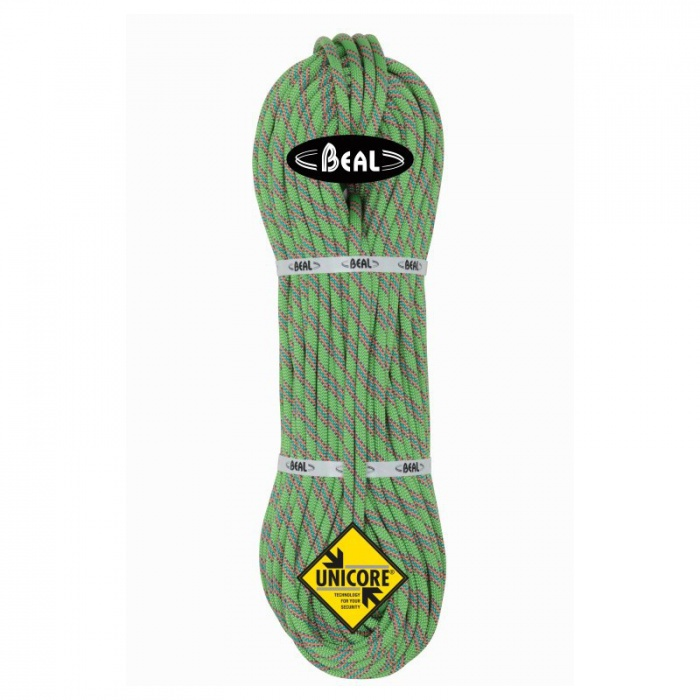 BEAL Tiger unicore 10mm dry cover green 80m
